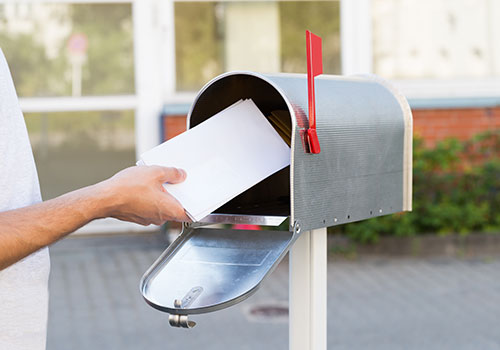 How To Return Mail & Packages To Sender