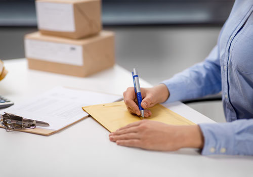 How To Address An Envelope/Package